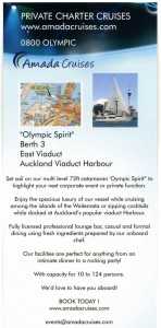 IN-PORT RACE -  SPECTATOR CRUISE march 17