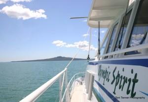 Fleet Arrival into Auckland- SPECTATOR CRUISE!