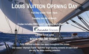 Louis Vuitton Opening Day