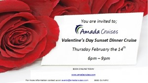 Valentine's Day Sunset Dinner Cruise