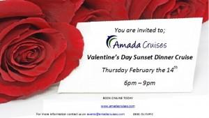 Valentine's Day Sunset Dinner Cruise