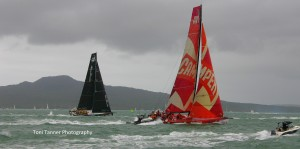 Volvo Ocean Race Spectator Cruise Sunday
