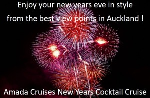 New Years Dream Cocktail Cruise