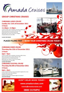 Christmas Lunch Cruise