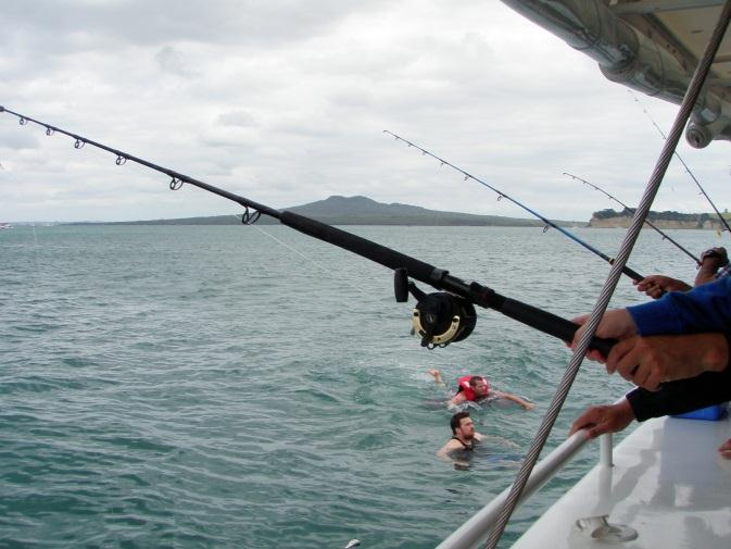 Auckland Luxery Charter Fishing